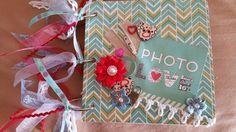 TPHH Fun Themed Scrapbook Album by detailed4u in Crafts, Scrapbooking & Paper Crafts, Scrapbooking Albums | eBay