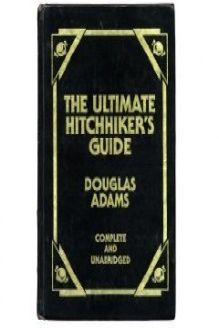 The Ultimate Hitchhiker's Guide  Complete and Unabridged, 978-0517124857, Douglas Adams, Portland House