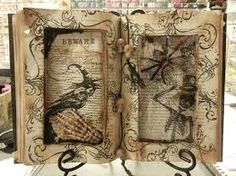 Image result for altered books