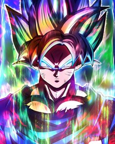 Dragon ball super wallpaper by - 56 - Free on ZEDGE™ Dragon Ball Gt, Dragon Ball Image, Blue Dragon, Anime Dragon, Foto Do Goku, Goku Super, Super Saiyan, Animes Wallpapers, Wallpapers Wallpapers