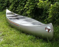 I have one very similar to this. Its still a Grumman canoe
