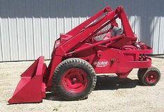 bobcat melroe m610 skid steer | In late 1963 the next production model was the M444 Melroe Bobcat ... Vintage Tractors, Old Tractors, Homemade Tractor, Skid Steer Loader, Dream Garage, Heavy Equipment, Lawn Mower, Monster Trucks, Lego