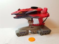 Vintage He-Man MOTU Masters of the Universe Blasterhawk Action Figure Vehicle…