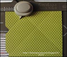 du tampon @ la carte: boites avec l'insta' enveloppes