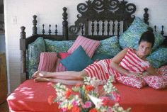 My icon of style, Lilly Pulitzer by Slim Aarons