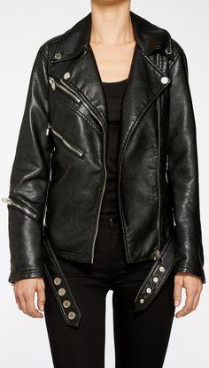 Blank NYC | Ol Lady jacket | $168