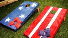 "Bean bag toss (AKA ""bags"" or ""cornhole"") is an outdoor game that anyone of any age and athletic ability can play. These boards can also be transported to the park, beach or your friend's backyard."
