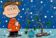 A Charlie Brown Christmas!@marty..aw...wish you were here to watch this...over & over & over..we could drive your little brother mad..goodtimes..goodtimes..