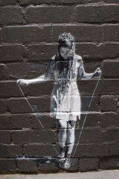 Street Art / Urban Art : More Pins At FOSTERGINGER @ Pinterest