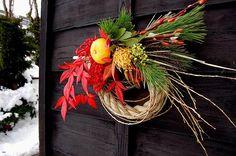 Japan New Year Wreath