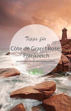Côte de Granit Rose, Frankreich. Im Norden der französischen Bretagne erstreckt sich dieser besondere Küstenabschnitt zwischen Paimpol und Trébeurden.
