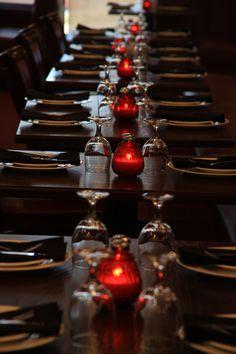 Indian Restaurant Interior