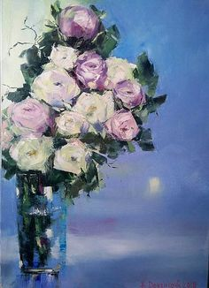 """Kseniia Dobriakova, """"Morgen so frisch"""" With a click on """"Send as art card"""", you can send this art work to your friends - for free!"""