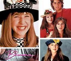Who could forget Blossom