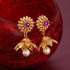 jewellery | gold | earrings