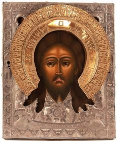 The Vernicle, Russian century. H Korban collection Russian Icons, Religious Icons, 18th Century, Buddha, Statue, Collection, Art, Art Background, Kunst