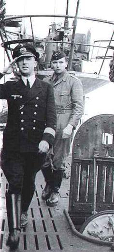 Fregattenkapitän Otto Kretschmer - German U-boat Commanders of WWII - The Men of the Kriegsmarine - uboat.net Knights Cross/ Oakleaves/ Swords 260,000 tons (46) ships including 6 warships