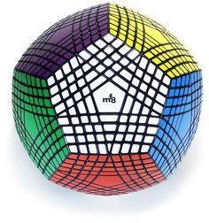 Petaminx rubik's cube