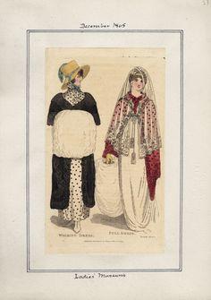 Ladies Museum, December 1805.