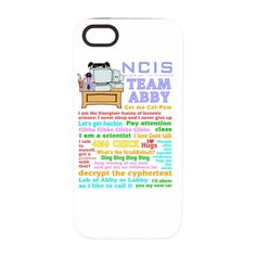 NCIS Abby iPhone 5/5S Tough Case Abby and Bert NCIS iPhone 5 & 6 Slim Case #iPhone6 #NCIS #Abby #Bert  Search my Profile NCIS to see all my designs This design click here  -  http://www.cafepress.com/dd/90486300