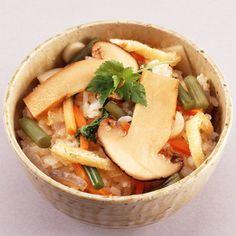 秋の味覚の王『松茸』が入った釜めしを。【オンライン限定】茶良 茸詰合せ