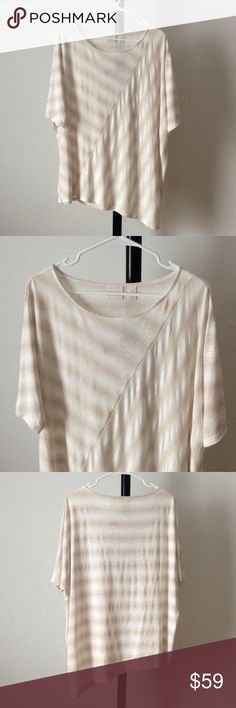 "NWT Asymmetrical top Length: 25""-27.5"". CHICO'S SIZE - Regular Size 3 (16/18, XLarge). vqtwfvpl Chico's Tops Blouses"