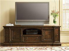 Universal Furniture   Bolero   Entertainment Console   016966