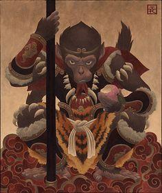 monkeyking_l.jpg (JPEG Image, 576x684 pixels)