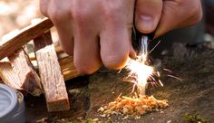 7 Clever Ways To Start A Fire Without Matches