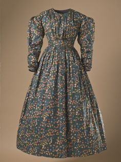 Dress 1836 The Los Angeles County Museum of Art