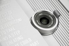 Leica X2 Edition Fedrigoni: The Paper Skin
