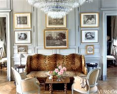 """A little of that """" OOOH LA LA""""  French inspired interior and decor to share today- Magnifique!         Trois Petites Filles           ..."""