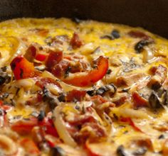 Food Guy :: Spicy Omelet