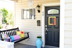 Decorate Your Front Porch!