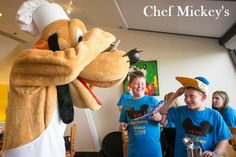 Chef Mickey's at Disney's Contemporary Resort is a great character restaurant for boys and girls. - Click this pin for this great information from the TouringPlans blog. Learn how you can get a free TouringPlans subscription from http://www.buildabettermousetrip.com/free-touring-plans