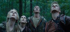 Career Tribute - The Hunger Games Wiki Marvel Hunger Games, Cato Hunger Games, Hunger Games Wiki, Clove Hunger Games, Hunger Games Fandom, Hunger Games Trilogy, Glimmer Hunger Games, Hunger Games Districts, Netflix