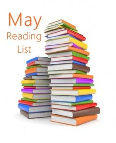 Reading list to keep you reading through until the summer!