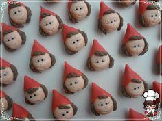 Doces modelados, Shaped candy, Sweet, Leite em pó, Leite Ninho. Pagina: Monike Doces Artesanais CHAPELZINHO VERMELHO