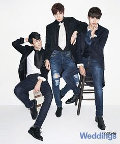 VIXX Ravi Leo N - InStyle Weddings Magazine April Issue '14