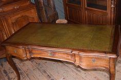 French Louis Xv Style Desk | 483930 | Sellingantiques.co.uk