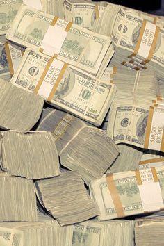 Me encanta tener mucho dinero