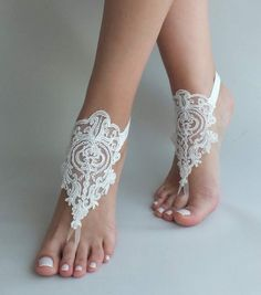 Top 10 Most Gorgeous Bridal Shoes Bridesmaid Sandals, Bridesmaid Gifts, Best Bridal Shoes, Wedding Shoes, Barefoot Sandals Wedding, Beach Anklets, Holiday Jewelry, Bare Foot Sandals, Bridal Gifts