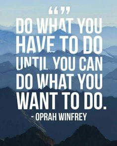 What you gonna do?  #qotd #motivation #words #oprah #freedom #success #lifestyle…