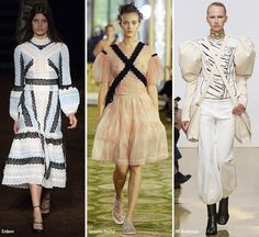 Spring/ Summer 2016 Fashion Trends: Old English Sleeves  #trends #fashiontrends