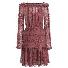 Cavalier Lace Dress