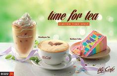 Картинки по запросу mcdonalds rainbow cake