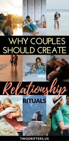 How Relationship Rituals Can Help Your Love Last