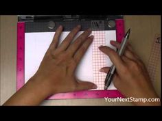 YNS Center Platform Card - Part 1 - Video by Maureen Wong for Your Next Stamp #yournextstamp