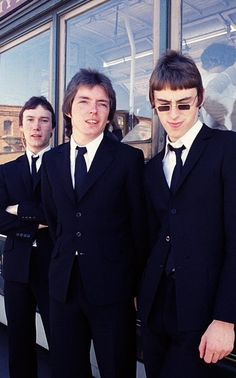 Though due to to time, place, and sound, the Jam are closely associated with the London punk explosion of the late '70s, their musical and extra-musical ethos were often directly contrary to punk's year-zero outlook, paying open obeisance to '60s groups that punk sought to outright reject. Though they shared punk's focused anger and political engagement, the band embraced the posh fashions, R&B influence, and speed-freak energy of the mod movement which, having peaked and ebbed a dozen ye...