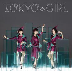 Perfume『TOKYO GIRL』ジャケ写は透明な箱で東京のビル群を表現